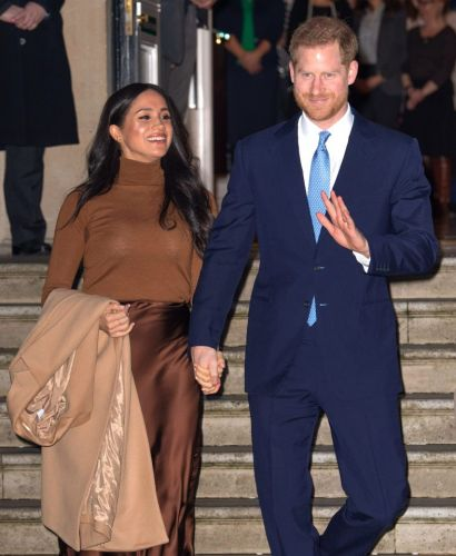 Meghan Markle and Prince Harry 'plan to set up TV and film company' after leaving Royal Family