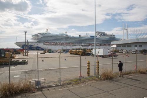British Couple Aboard Quarantined Cruise Ship Test Positive For Coronavirus