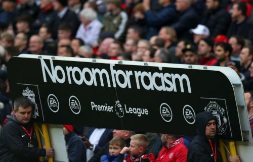 Manchester United fan kicked out of Old Trafford for racially abusing Liverpool player