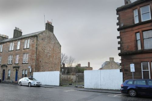 New homes to be built in Ayr's conservation area