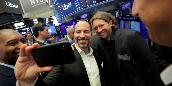 Uber's co-founders are starting to cash out of the ride-hailing giant. Here's the pitch deck they created back in 2008, way before it was a $45 billion ride-hailing giant