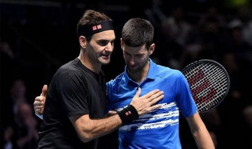 Novak Djokovic makes Roger Federer retirement claim after ATP Finals exit