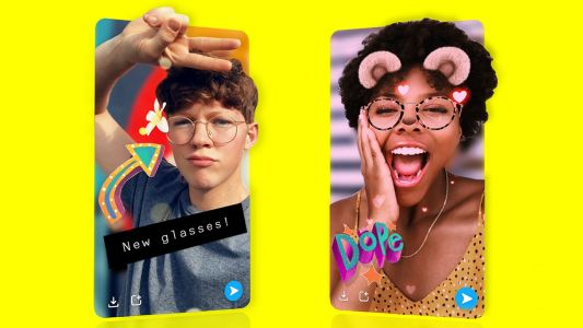 Snapchat Introduces New 3D Lens for Extra Snazzy Selfie Snaps