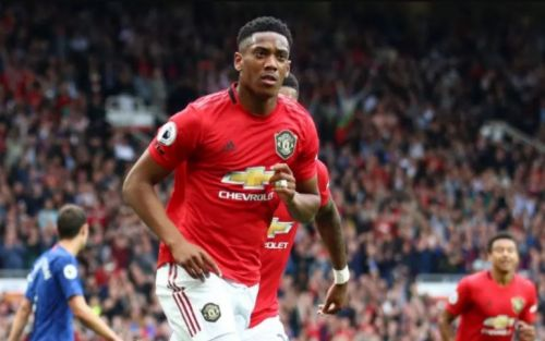 Andy Cole's advice for out-of-form Man United forward Anthony Martial
