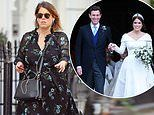 Princess Eugenie and Jack Brooksbank are expecting a baby