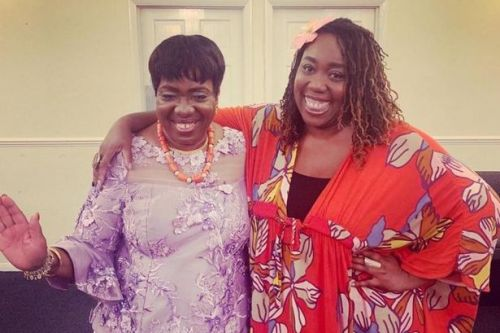 Ex Strictly Come Dancing star Chizzy Akudolu heartbroken as beloved mum dies