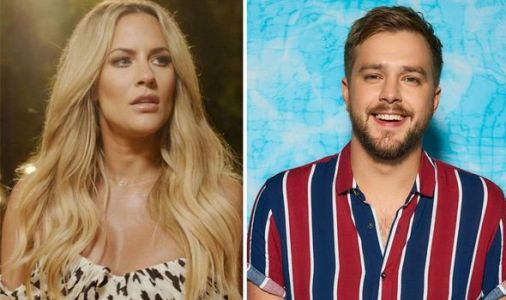 Caroline Flack Love Island tribute: What was tribute? What did Iain Stirling say?