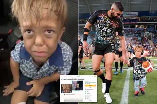 Family of bullied Quaden Bayles to donate £355,000 Disney trip money to charity