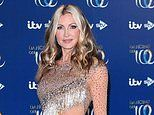 Caprice reveals her weight plummeted by more than a stone amid the 'stress' of Dancing On Ice stint