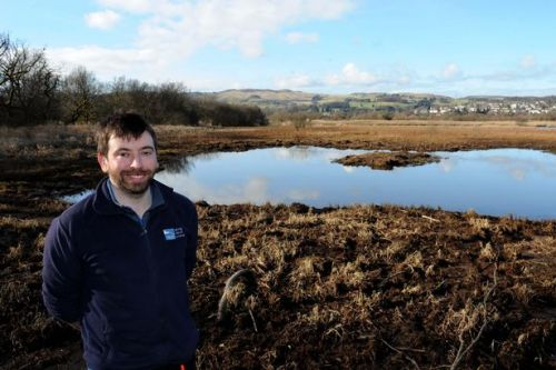 Project aims to bring more wildlife to Renfrewshire nature spot