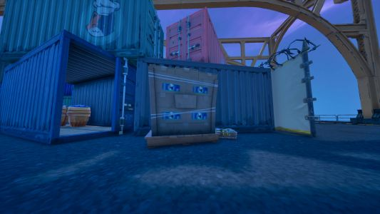 Where to collect cat food in Fortnite