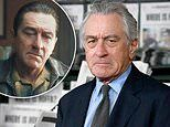 Robert De Niro brushes off claims that The Irishman tells fictional story about Jimmy Hoffa's fate