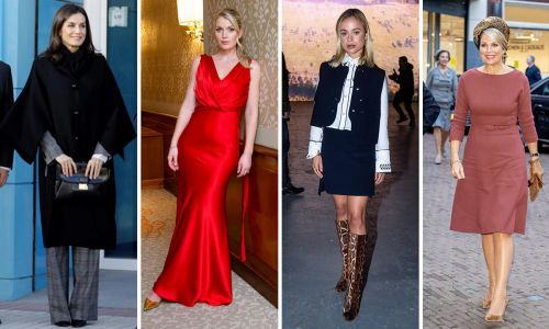 Royal Style Watch: Fashion Week stars Lady Kitty Spencer and Amelia Windsor lead the way