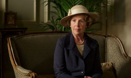 Downton Abbey star Penelope Wilton on sister marrying ex-husband