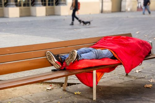 The Tories Are Pushing People Back Onto the Streets Because Rough Sleeping Serves a Political Purpose