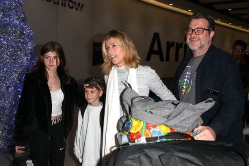 Kate Garraway keeping strong for her children as husband battles coronavirus