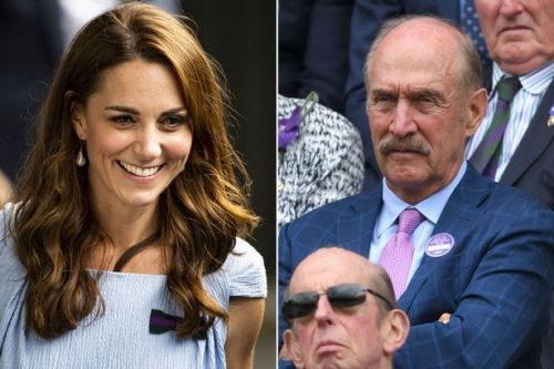 Kate Middleton passed unusual gift from celebrity fan - and Louis will love it