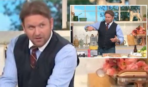 James Martin opens up on 'weird' food allergy which changed the way he cooks