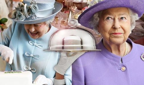Royal feast: The Queen's NUMBER ONE favourite food revealed