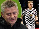 Scott McTominay could only see out of ONE EYE during first half of Manchester United's win over PSG