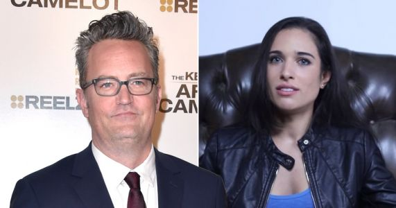 Friends actor Matthew Perry confirms engagement to girlfriend Molly Hurwitz