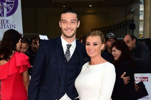 Andy Carroll 'to make cameo role in TOWIE' with wife Billi Mucklow