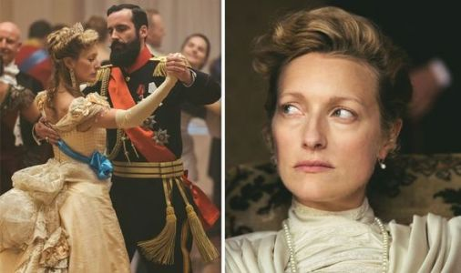 The Last Czars cast: Who plays Alexandra? Actress SHOCKS in explicit sexual scenes