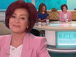 Sharon Osbourne thankful for 'outpouring of love' on The Talk after Ozzy's Parkinson's diagnosis
