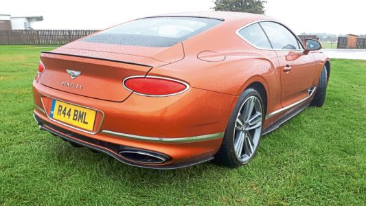 ROAD TEST: The Bentley Continental. A life of luxury on four wheels