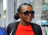 Ex-Labour MP Fiona Onasanya moans about lack of ALMOND MILK as she tells of month in jail