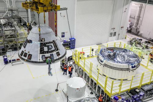 Boeing making progress on Starliner software for test flight in March