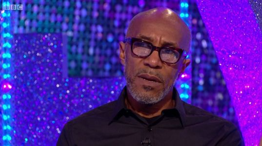 Danny John-Jules breaks silence after he's accused of 'bullying' Strictly partner Amy Dowden