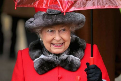 The Queen has her own McDonald's branch, which has just reopened