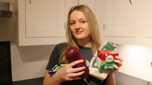 Savvy student reveals budget tips for meals that cost less than £1