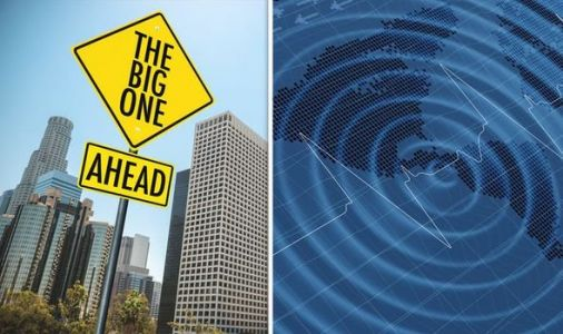 Big One earthquake warning: Tension BUILDING on West Coast -fears grow for mag 9 US quake