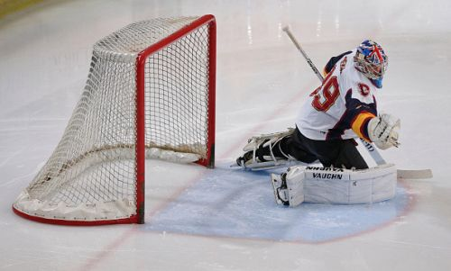 Petr Cech pays tribute to Arsenal and Chelsea as he saves crucial penalty on ice hockey debut