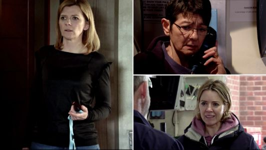Coronation Street spoilers: Geoff attacks two women, Leanne's death tragedy and Abi's shock