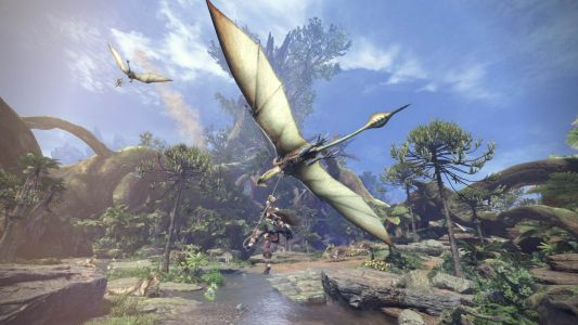 Monster Hunter: World is getting review-bombed on Steam due to racist joke in the film