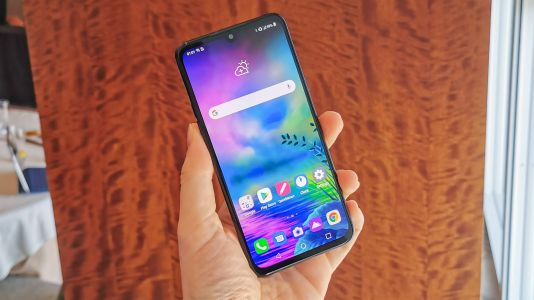 LG G9 replacement gets its design revealed by LG itself