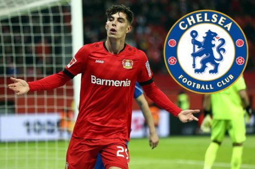 Mail: Chelsea set to sign Kai Havertz
