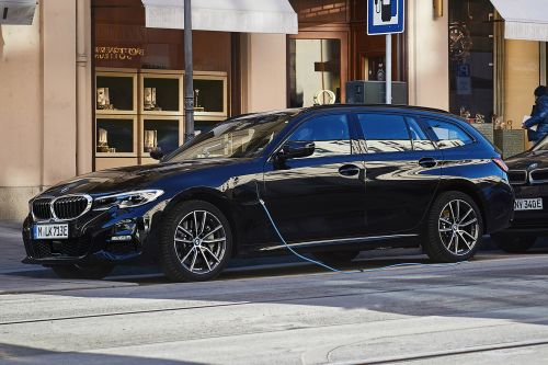 New BMW 330e Touring plug-in hybrid launched