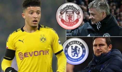Chelsea receive boost in Jadon Sancho pursuit as player could reject United move