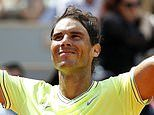 Rafael Nadal crushes Yannick Hanfmann in straight sets to cruise into French Open second round