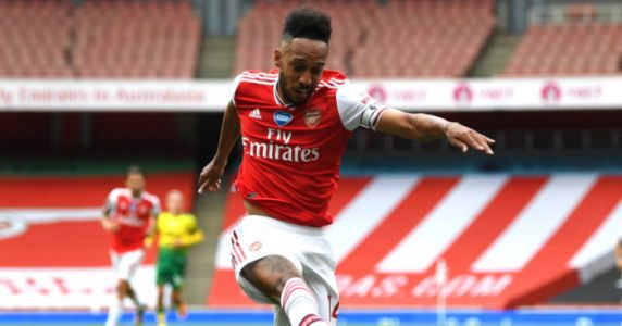 Arteta, Aubameyang both offer huge hints about striker's Arsenal future