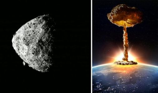 Bennu could hit Earth with the power of 76,000 WW2 nuclear bombs and create 20km fireball
