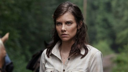 The Walking Dead's Lauren Cohan stars in new music video for Tom Petty's Something Could Happen