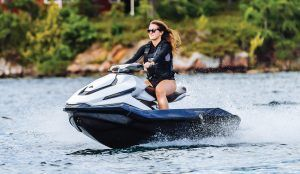 Toy of the month: This electric jetski boasts electrifying 56-knot performance