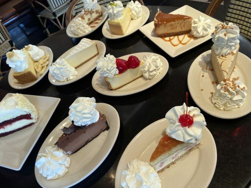 I tried every single cheesecake at The Cheesecake Factory and ranked them from worst to best