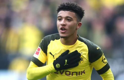 Manchester United in advanced talks over Jadon Sancho deal that will set new transfer record