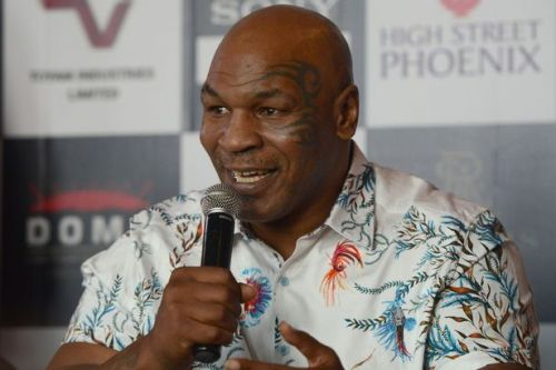 Mike Tyson once offered zookeeper $10k to fight gorilla